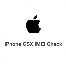 iPhone GSX Pro SIMLock Carrier Check Status