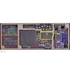 Perbaikan iPad Mini 1 Area Lampu Layar LCD ( blacklight )
