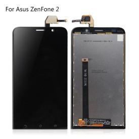 Ganti LCD Touchscreen digitizer Fullset Asus Zenfone 2 Z00AD Z00A Z008
