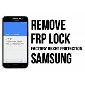 Unlock Remove Bypass FRP Google Account Samsung