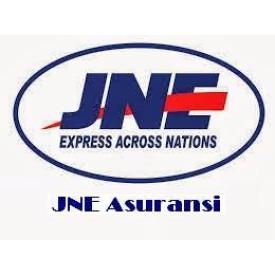 JNE Asuransi dengan nilai barang Rp 3.000.000,-