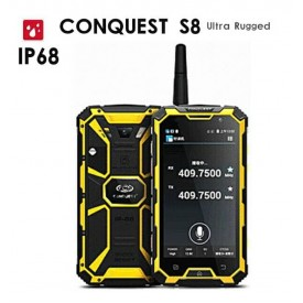 IC Emmc Conquest S8 IP68